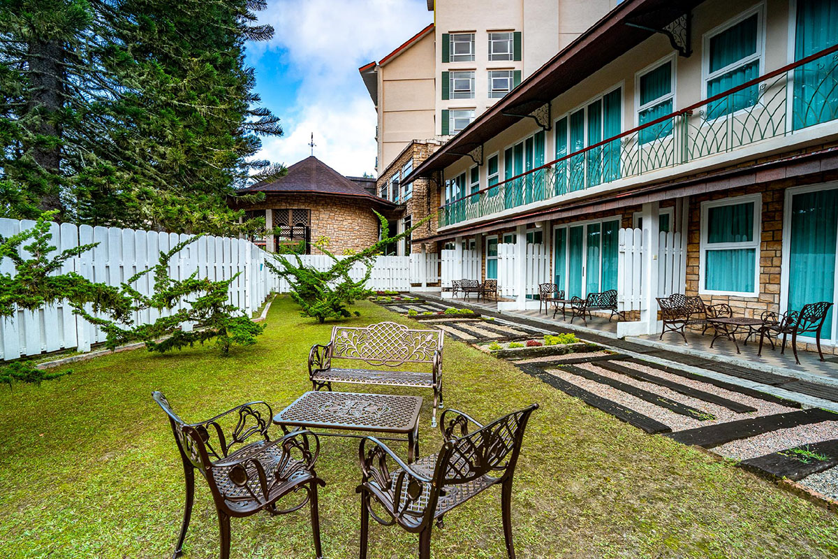 Century Pines Resort